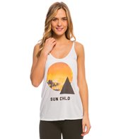 Yoga Rx Sun Child Slouchy Tank