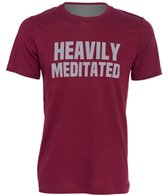 Yoga Rx Men's Heavily Meditated Tee