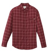 Rhythm Men's 1990's Flannelette Long Sleeve Shirt