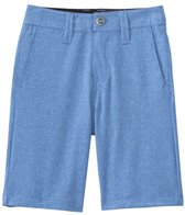 Volcom Boys' SNT Static Hybrid Short (8yrs-20yrs)