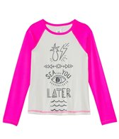 Billabong Girls' Mystical Madness L/S Rashguard (4yrs-14yrs)
