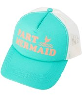 Billie Girls Girls' Part Mermaid Trucker Hat