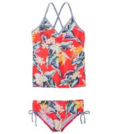 Billie Girls Girls' Aloha Yo Tankini Two Piece Set (4yrs-14yrs)