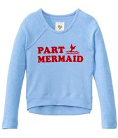 Billabong Girls' Mermaid Cove L/S Pullover Sweater (4yrs-14yrs)