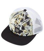Volcom Girl Talk Floral Trucker Hat