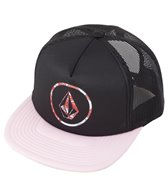 Volcom Girl Talk Stone Trucker Hat