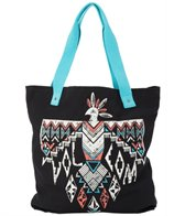 Volcom Surf Sand Shine Native Tote Bag