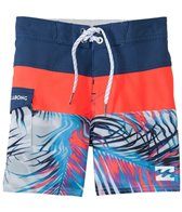 Billabong Boys' Tribong X Fronds Boardshort (2T-7yrs)