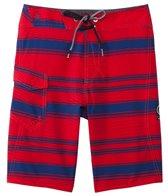 Volcom Boys' Stone Mod Stripe Boardshort (8yrs-20yrs)