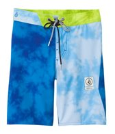 Volcom Boys' Party Pack Wash Elastic Waist Boardshort (8yrs-20yrs)