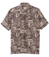 Quiksilver Waterman's Oak Harbor S/S Shirt
