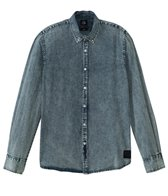 Quiksilver Men's Dark Dream L/S Shirt