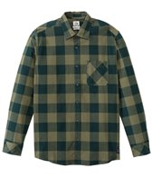 Quiksilver Men's Yardbite Buffalo L/S Shirt