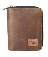 Quiksilver Men's Full Zip Wallet