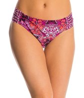 Kenneth Cole Reaction Scarfs on Deck Sash Tab Bikini Bottom