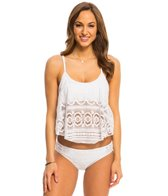 Kenneth Cole Reaction Suns Out Buns Out Flyaway Tankini Top