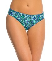 Kenneth Cole Reaction Beyond the Sea Scrunch Back Hipster Bikini Bottom