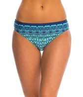 Kenneth Cole Reaction Scarfs on Deck Hipster Bikini Bottom