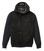 FOX Men's Marauder Sasquatch Zip Fleece Hoodie