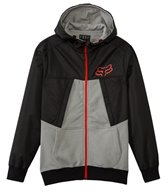 FOX Men's Zealot Zip Fleece Hooded Jacket