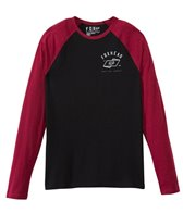 FOX Men's Drafted Longsleeve Knit Shirt
