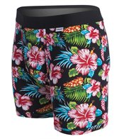 MyPakage Men's Weekday Floral Boxer Briefs