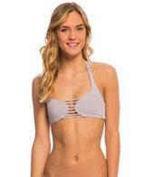 Boys + Arrows Swimwear Violet Fog Margot The Mess Bikini Top