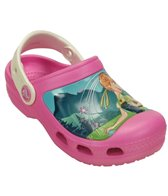 Crocs Girls' Frozen Fever Clog