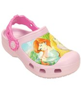 Crocs Girls' Princess Friends Clog