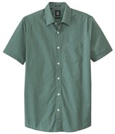 Volcom Men's Everett Solid Shortsleeve Shirt