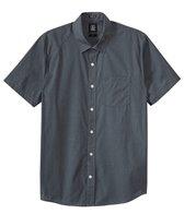 Volcom Men's Everett Solid Shortsleeve Shirt