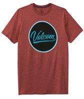 Volcom Men's Germ Script Shortsleeve Tee