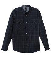 Volcom Men's Grid Longsleeve Shirt