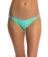 Volcom Swimwear Simply Solid Full Bikini Bottom
