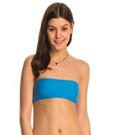 Volcom Swimwear Simply Solid Bandeau Bikini Top