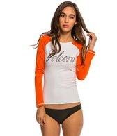 Volcom Swimwear Colorblocked L/S Rashguard