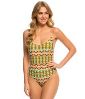 Volcom Native Drift One Piece Swimsuit