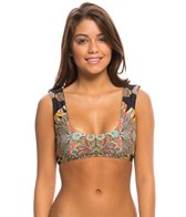 Volcom Swimwear Stone Row Crop Bikini Top