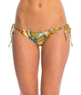 Volcom Faded Flowers Tie Side Bikini Bottom