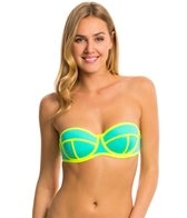 Body Glove Swimwear Forecast Fame Bandeau Bikini Top