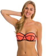 Body Glove Swimwear Forecast Fame Bandeau Bikini Top