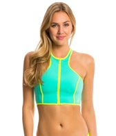 Body Glove Swimwear Forecast Crop Bikini Top