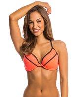 Body Glove Swimwear Forecast Solo D/DD/E/F Cup Bikini Top