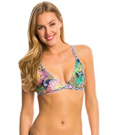 Body Glove Swimwear Wanderer Reversible Flare Bikini Top
