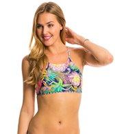 Body Glove Swimwear Wanderer Elena Reversible Crop Bikini Top