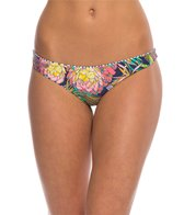 Body Glove Swimwear Wanderer Reversible Beachy Thong Bikini Bottom