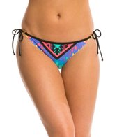 Body Glove Swimwear Cha Cha Brasilia Tie Side Bikini Bottom