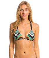 Body Glove Swimwear Maka Oasis Triangle Bikini Top
