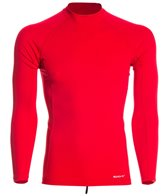 Sporti Men's Solid L/S Sport Fit RashGuard