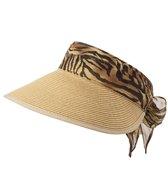 Sun N Sand Women's Sun Savors Paper Braid Visor